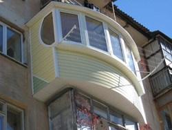 объединение комнаты и балкона в Новодвинске