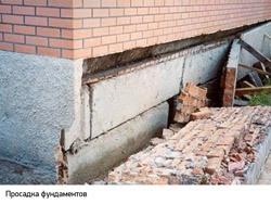 Восстановление фундамента г.Новодвинск