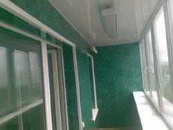 козырьки на балкон в Новодвинске