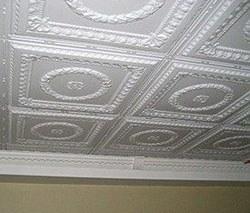 Потолочная плитка г.Новодвинск, плитка на потолок
