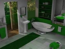 Ремонт ванной комнаты в Новодвинске
